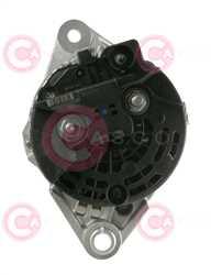 CAL10417 BACK BOSCH Type 12V 90Amp PR6