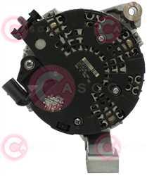 CAL10477 BACK BOSCH Type 12V 150Amp PFR5