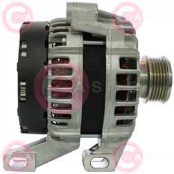 CAL10477 SIDE BOSCH Type 12V 150Amp PFR5