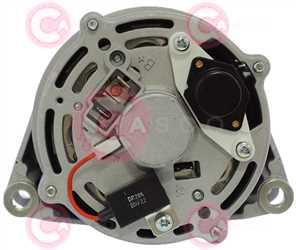 CAL10516 BACK BOSCH Type 12V 65Amp PV1