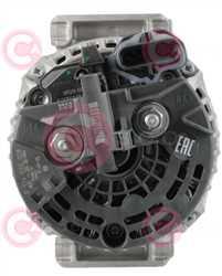 CAL10638 BACK BOSCH Type 24V 80Amp PR8