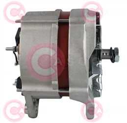 CAL10640 SIDE BOSCH Type 24V 55Amp