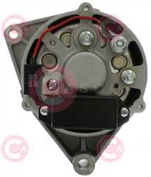 CAL10641 BACK BOSCH Type 24V 18Amp