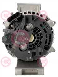 CAL10679 BACK BOSCH Type 24V 150Amp PR8