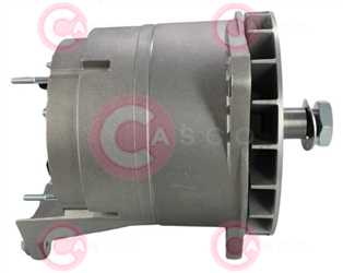 CAL10681 SIDE BOSCH Type 24V 140Amp