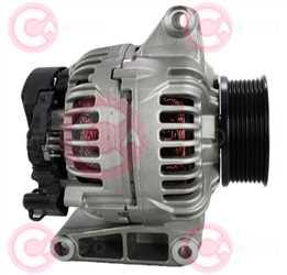 CAL10691 SIDE BOSCH Type 24V 150Amp PR8