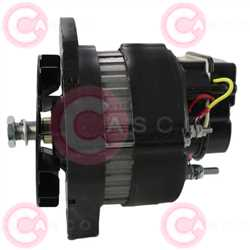 CAL11119 SIDE PRESTOLITE Type 12V 105Amp