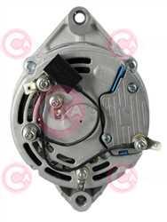 CAL11600 BACK PRESTOLITE Type 24V 55Amp