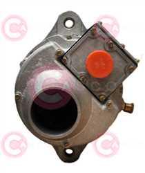 CAL11617 BACK PRESTOLITE Type 24V 115Amp