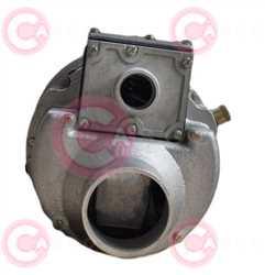 CAL11621 BACK PRESTOLITE Type 24V 180Amp