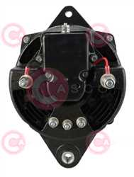 CAL11631 BACK PRESTOLITE Type 24V 110Amp