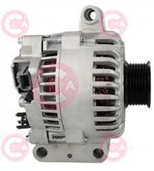 CAL14120 SIDE FORD Type 12V 110Amp PR6