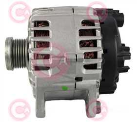 CAL15016 SIDE VALEO Type 12V 140Amp PFR6