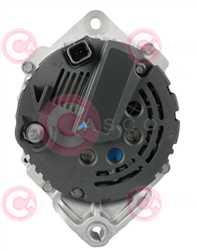 CAL15106 BACK VALEO Type 12V 120Amp PR6