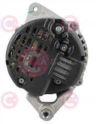 CAL15120 BACK VALEO Type 12V 80Amp PR6