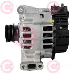 CAL15121 SIDE VALEO Type 12V 90Amp PR5