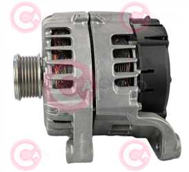 CAL15125 SIDE VALEO Type 12V 180Amp PR6
