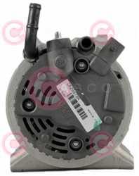 CAL15128 BACK VALEO Type 12V 150Amp PFR5