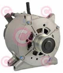 CAL15128 FRONT VALEO Type 12V 150Amp PFR5