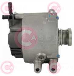 CAL15128 SIDE VALEO Type 12V 150Amp PFR5