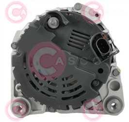CAL15130 BACK VALEO Type 12V 120Amp PFR5