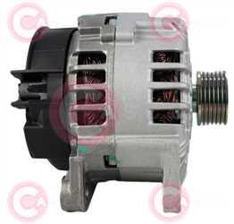 CAL15134 SIDE VALEO Type 12V 120Amp PR6