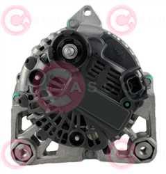 CAL15135 BACK VALEO Type 12V 110Amp PR7