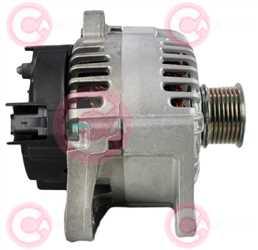 CAL15135 SIDE VALEO Type 12V 110Amp PR7