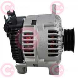 CAL15140 SIDE VALEO Type 12V 80Amp PR6