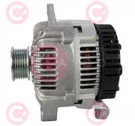 CAL15146 SIDE VALEO Type 12V 110Amp PR6