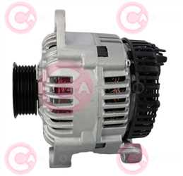 CAL15154 SIDE VALEO Type 12V 80Amp PR6