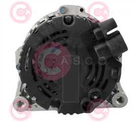 CAL15156 BACK VALEO Type 12V 80Amp PR6