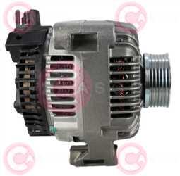 CAL15158 SIDE VALEO Type 12V 80Amp PR6