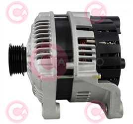 CAL15161 SIDE VALEO Type 12V 150Amp PR5