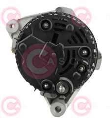 CAL15162 BACK VALEO Type 12V 70Amp PR5