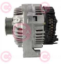 CAL15162 SIDE VALEO Type 12V 70Amp PR5