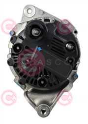CAL15172 BACK VALEO Type 12V 80Amp PR6