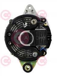 CAL15180 BACK VALEO Type 12V 70Amp PR5