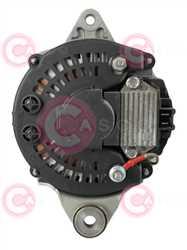 CAL15181 BACK VALEO Type 12V 50Amp