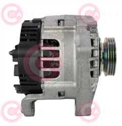 CAL15182 SIDE VALEO Type 12V 95Amp PR3