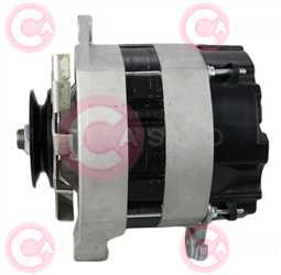 CAL15188 SIDE VALEO Type 12V 105Amp