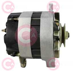 CAL15195 SIDE VALEO Type 12V 105Amp