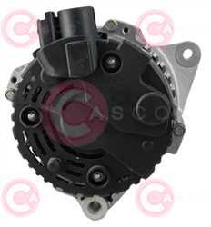 CAL15210 BACK VALEO Type 12V 70Amp PR5