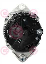 CAL15213 BACK VALEO Type 12V 110Amp PR6