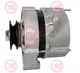 CAL15217 SIDE VALEO Type 12V 30Amp PV1