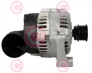 CAL15219 SIDE VALEO Type 12V 105Amp PR6