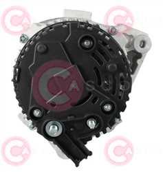 CAL15220 BACK VALEO Type 12V 110Amp PR5