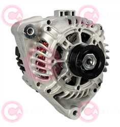 CAL15220 FRONT VALEO Type 12V 110Amp PR5