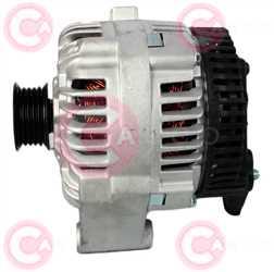 CAL15220 SIDE VALEO Type 12V 110Amp PR5