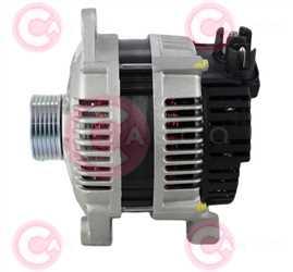CAL15222 SIDE VALEO Type 12V 120Amp PR6